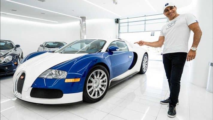 mobil mewah di dunia